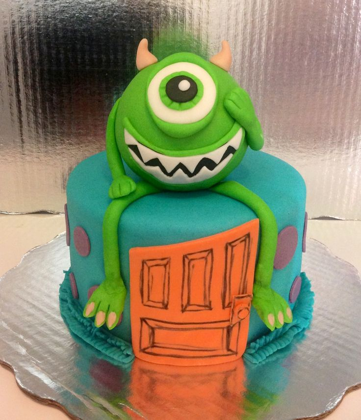 Cake Mike