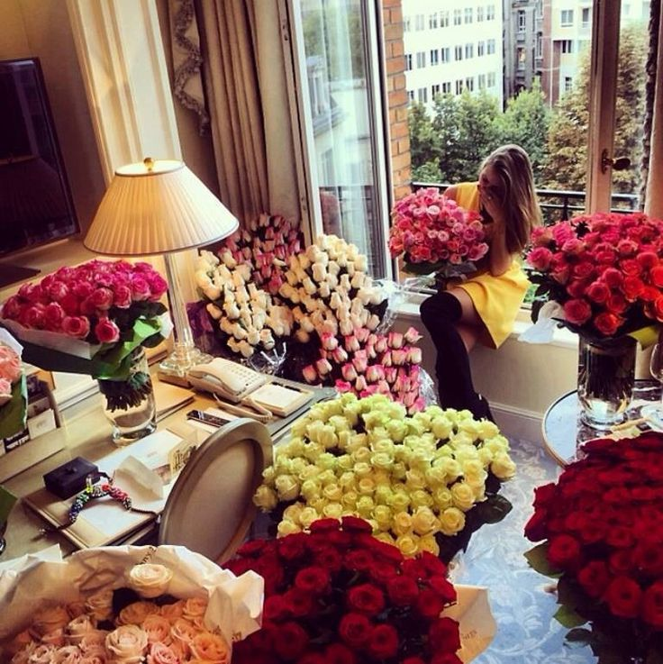 Expensive Birthday Flowers: Miss Luxury Life: Photo