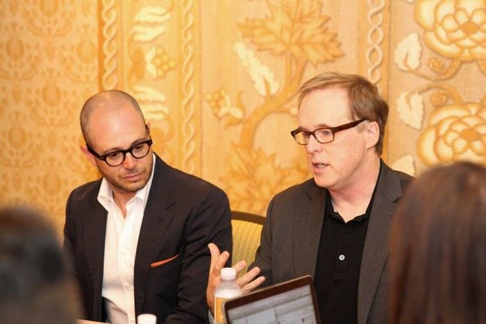 What Do Brad Bird and Damon Lindelof Hope that Movie Goers Take Away from the Movie Tomorrowland? #TomorrowlandEvent -