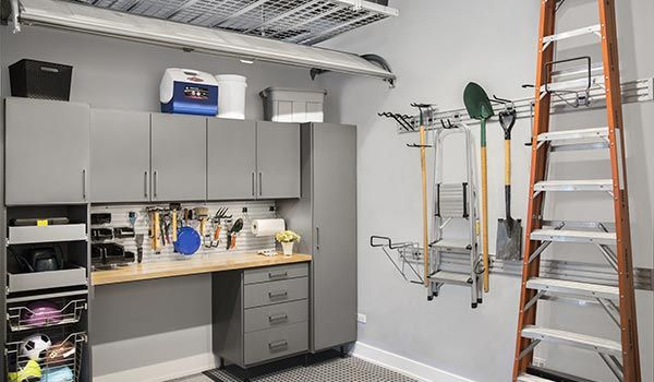 Garage system Clybourn