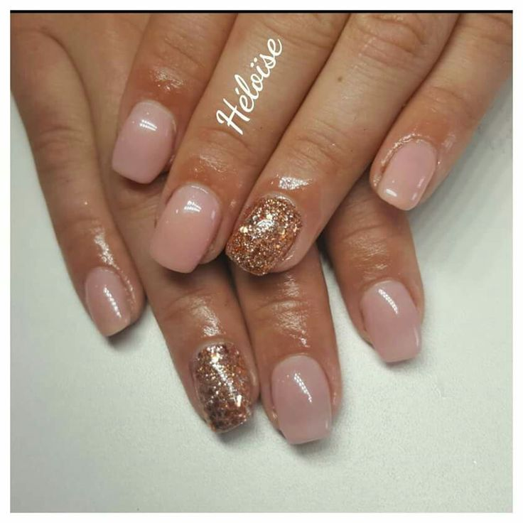 Nude And glitters, nude et paillettes