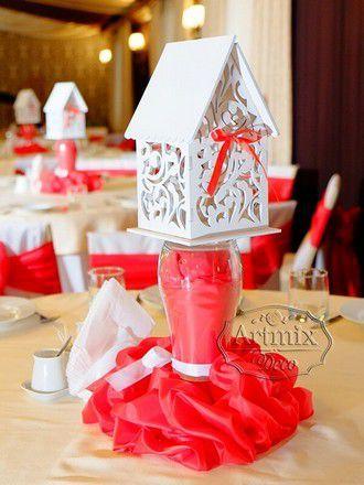 Декор и подарки для приглашенных гостей на свадьбу