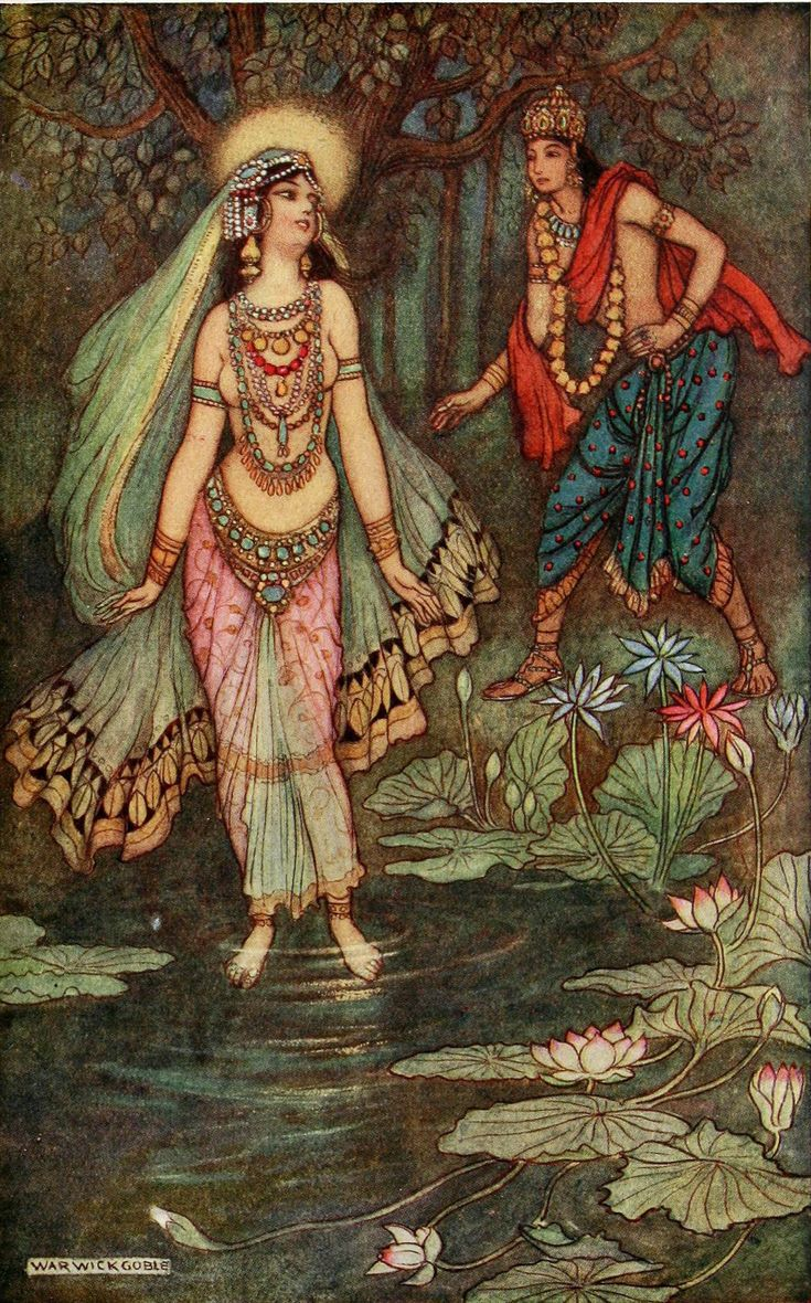 Warwick Goble and Woodland Fairies 1983 Fairy Tale Lithographs - Google zoeken