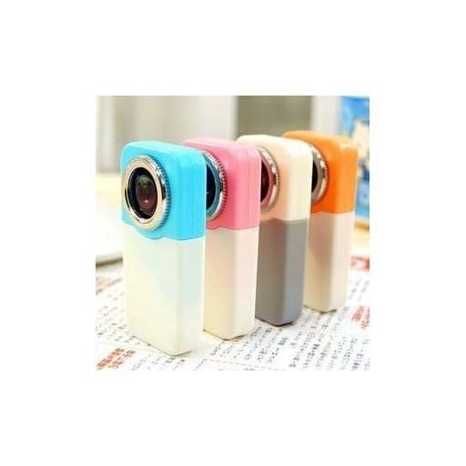 1x Cute Cartoon Camera Shape Ballpoint Pen Phone Chain Charm | eBay