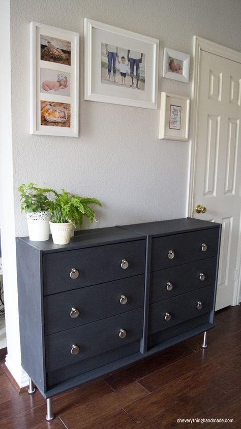 Ikea Rast project by oheverythinghandmade.com 6 drawer dresser on the cheap!