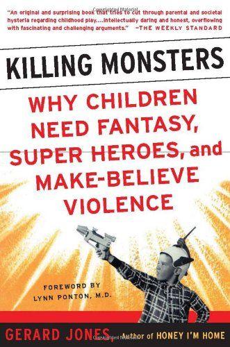 "violent media is good for kids by gerard jones English ii dr maisel violent media is good for kids, sometimes gerard jones wrote  an article entitled ""violent media is good for kids"" in the article he goes on."
