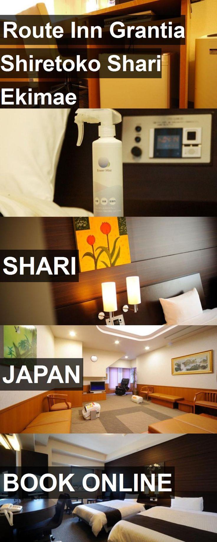 Hotel Route Inn Grantia Shiretoko Shari Ekimae in Shari, Japan. For more information, photos, reviews and best prices please follow the link. #Japan #Shari #travel #vacation #hotel