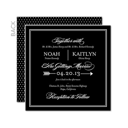 Justification Filling The Page Invitations Pinterest