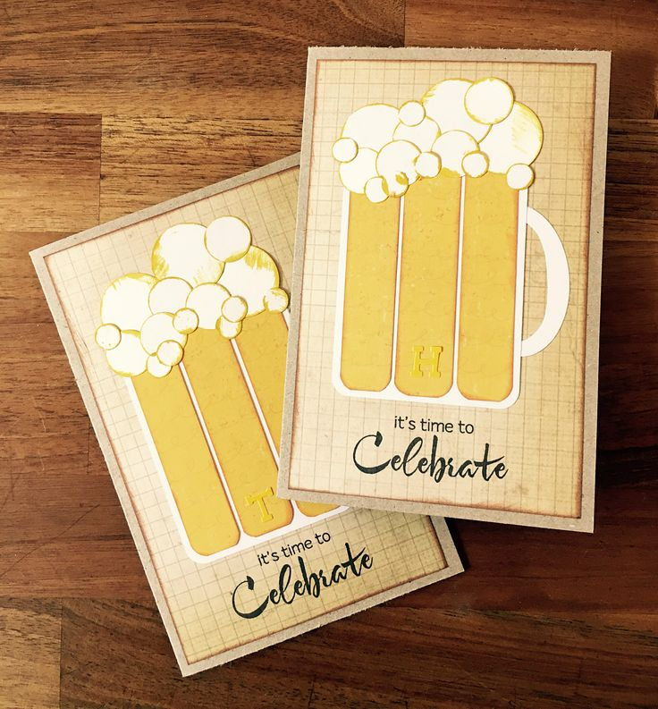 Beer cards