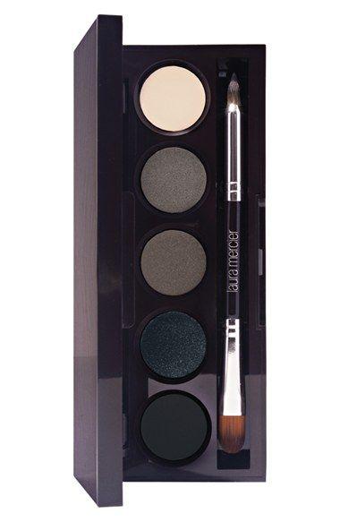smokey suede eyeshadow palette / laura mercier