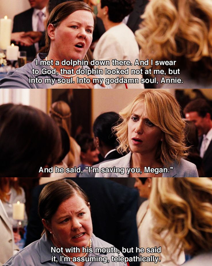 Bridesmaids (2011) - Movie Quotes #bridesmaidsmovie #moviequotes   I love that we are this weird! lol I cant wait to do a movie night ! next time i see you!!!!!! its a must!