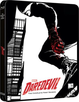 Daredevil Season One Getting UK Blu-Ray/DVD Release