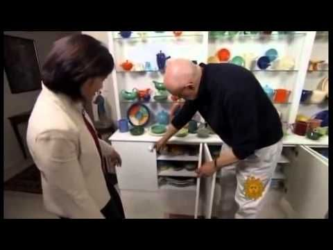 ▶ Homer Laughlin Fiesta® China Dinnerware - YouTube...great story of a family and company with values--brightening tables everywhere :)