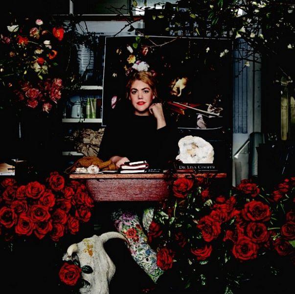 Doctor Cooper Flowers by Lisa Cooper