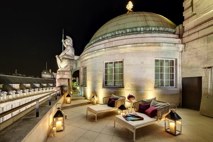 The Sweet Life in London's Best -- and Craziest! -- Mega-Suites  | The Dome Penthouse, Hotel Café Royal | FATHOM