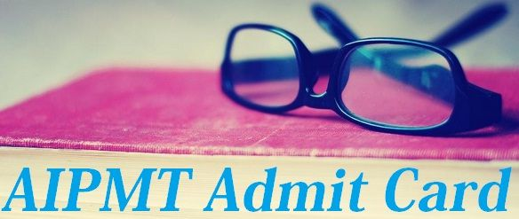 CBSE AIPMT 2015 Exam on May 3 - Download Admit Cards of AIPMT 2015	The All India Pre-Medical Test or AIPMT exam will be hung on May 3 at 10 am and the admit cards for the same have been discharged. AIPMT admit cards can be downloaded from the authority site : ~ http://www.managementparadise.com/forums/trending/281926-cbse-aipmt-2015-exam-may-3-download-admit-cards-aipmt-2015-a.html