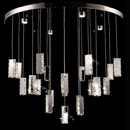 LED Crystal Lighting offers extensive range of custom Lighting, Pendant Lights, Floor Lamps, Table Lamp, Ceiling Lightings and modern lighting to fit any budget and style.