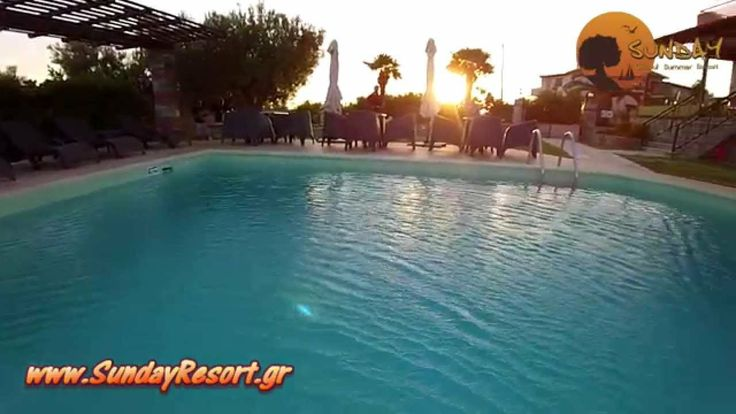 Sunday Summer Resort , Gerakini #Halkidiki Greece