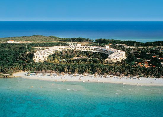 Veradero, Cuba. Sol Palmeras hotel. Been before, but want to go back.