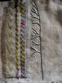 Tanglewood Threads: Scratched for Yesterday