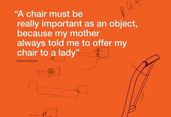 Ettore Sottsass - Emeco Chairs