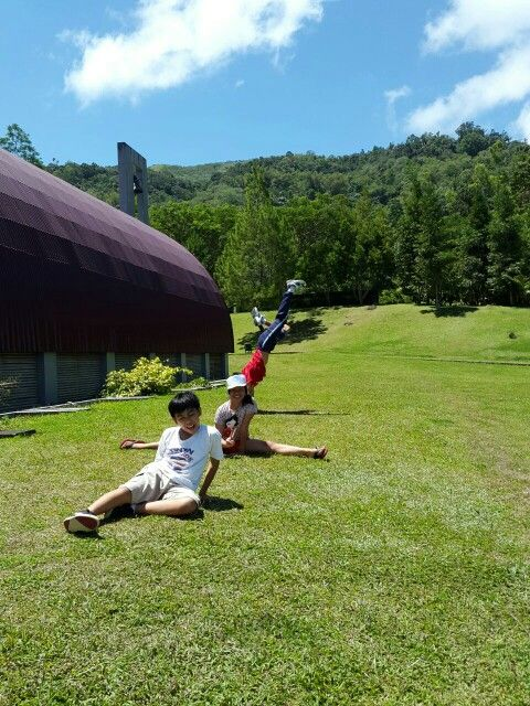 Nice weather in Bukit Doa, Tomohon
