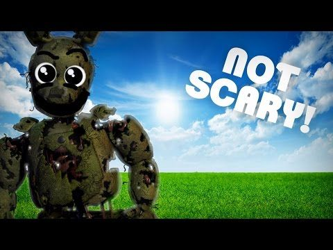 How to Make Five Nights at Freddy's 3 Not Scary: The Official Threequel - YouTube! Ft. JACKSEPTICEYE!!