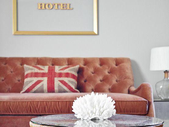 Palihouse Santa Monica Los Angeles CA Luxury Boutique Hotel Restaurant Lounge