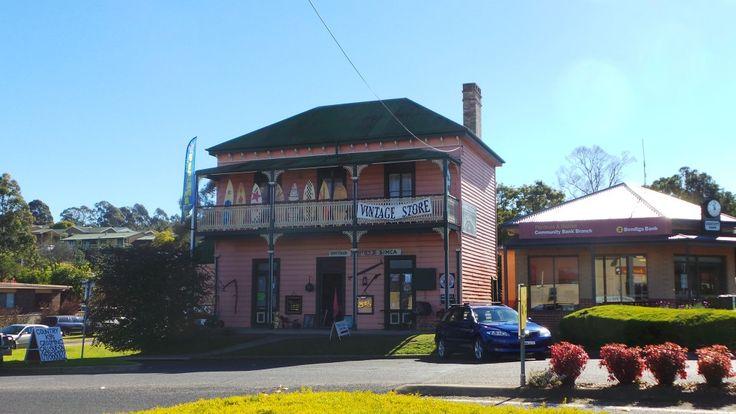Merimbula and Pambula, New South Wales, Australia