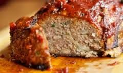 MEATLOAF SUPREME  Cheesecake FactoryCopycat Recipe   Serves 8   2 cups soft white bread pieces ( crusts removed )  1 cup milk  2 pounds...