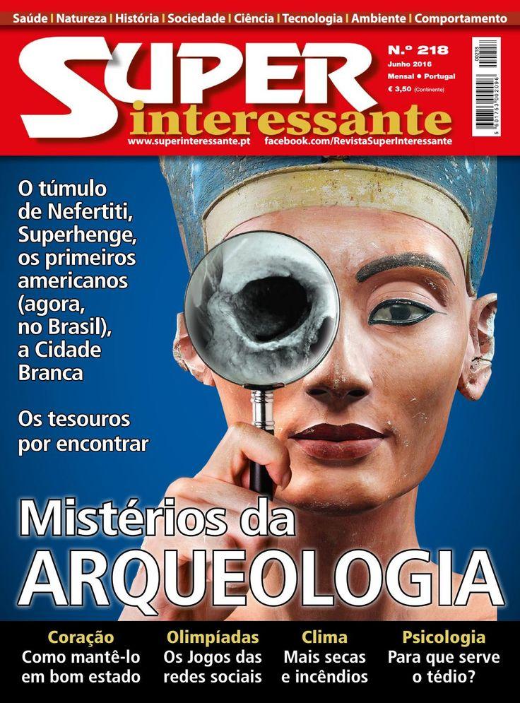Super interessante portugal n 218 junho de 2016