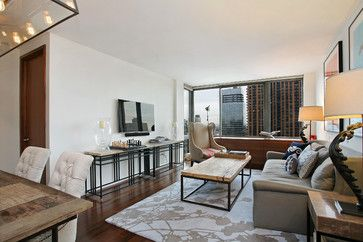 New York Designs For Apartments Living Design Ideas, Pictures, Remodel and Decor