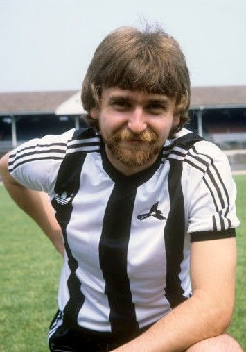 David McVay Notts County 1979