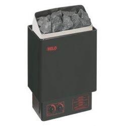 """Helo cup (6-8 kW)- piec do sauny suchej i 'mokrej"""". Sterowanie na piecu"""