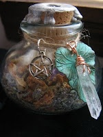 A Natural Witch- Grimoire of Life and Practice: Herbal Crafts