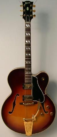 Vintage Guitars Info - Gibson thinline vintage guitar collecting