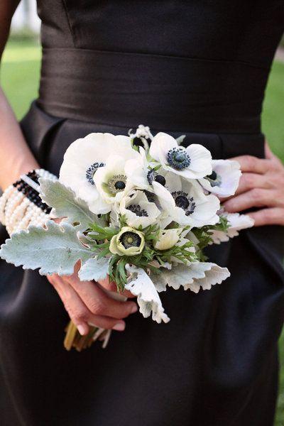 El carácter efímero de esta flor le vale su nombre que, en griego, anémona significa viento.