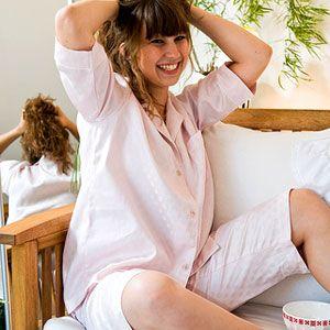 Pijamas patrón.  Cómo coser un par de pijamas?