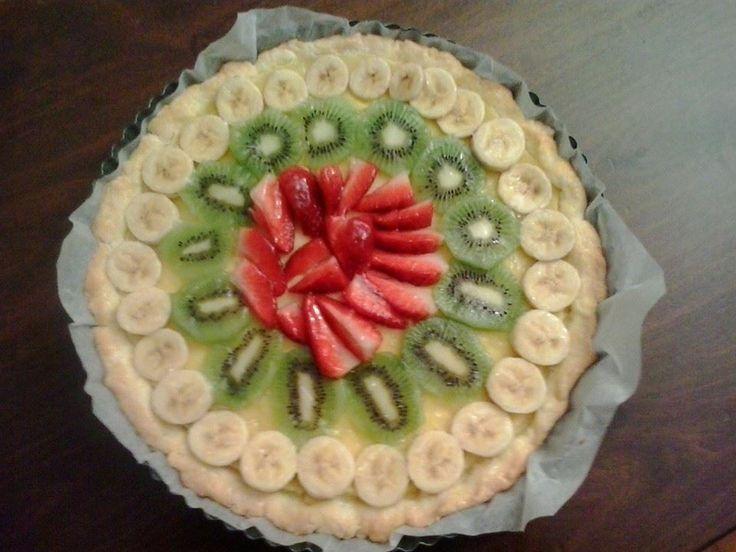 crostata di frutta per celiaci
