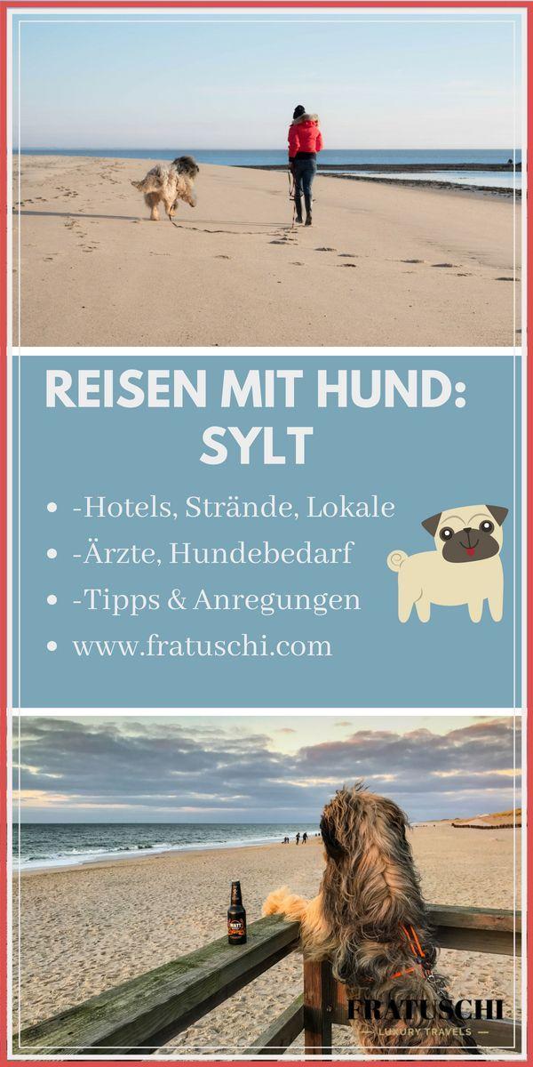 Sylt Mit Hund Alle Tipps Und Empfehlungen Fur Den Urlaub Urlaub Mit Hund Hotel Sylt Mit Hund Hund Reisen