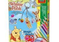 Set creativ brelocuri Winnie the Pooh | Bebeart