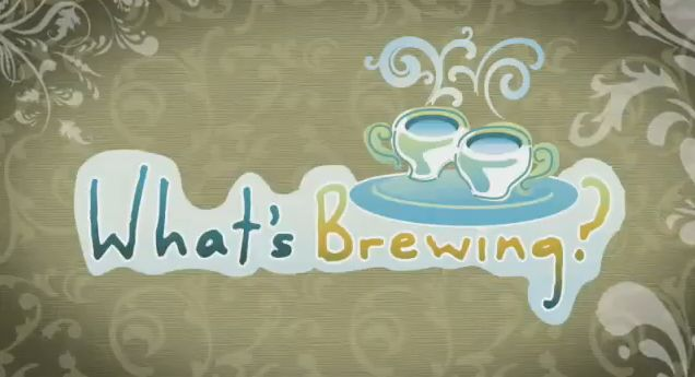 What's Brewing is a fun-filled exploration of teas, yerba mate, xocoatl, coffees, herbal tisanes,  fermented drinks and other ancient drinks and how they can benefit us in our modern lives.