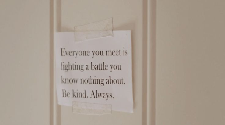 Everyone you meet is fighting a battle you know nothing about. Be kind. Always. | Emma Eriksson | En kreativ blogg om fotografi och min vardag