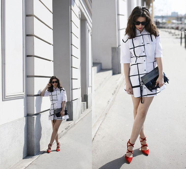 SHOP Beango peplum shirt http://beango.hu/en/style/ecker-chequered-peplum-shirt