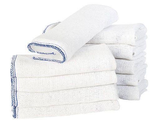 Pack Of 10 Dishcloths