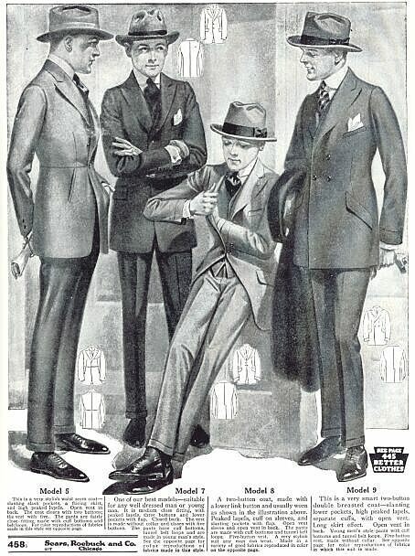 1930's men's fashion | Fashion for men 1930's | 1930s Men's Fashion