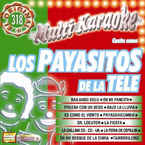 Lagrimita Y Costel Y Pa Cepillin - Exitos-Multi Karaoke