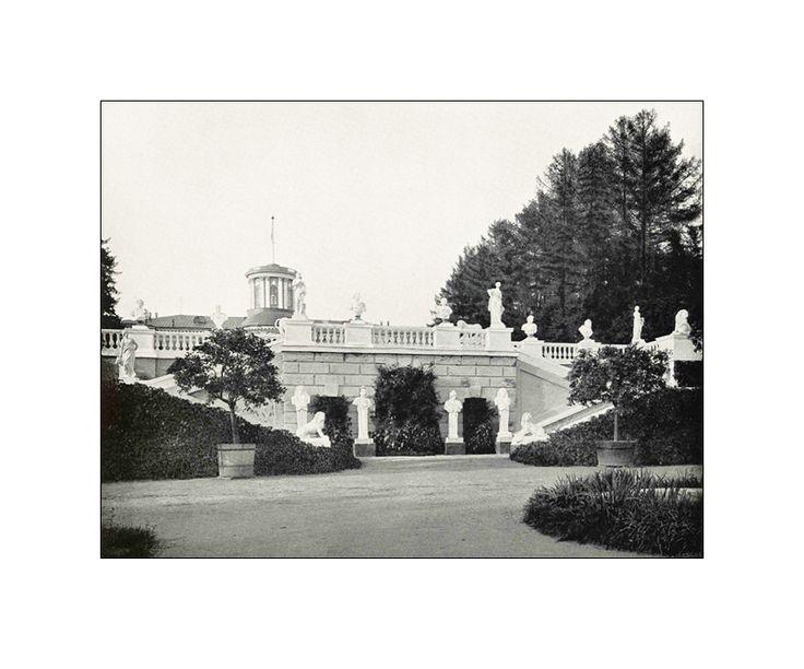 The Ridou Report: Mining the Archives - Mir Iskusstva 1904 No2 - Arkhangelskoye Palace