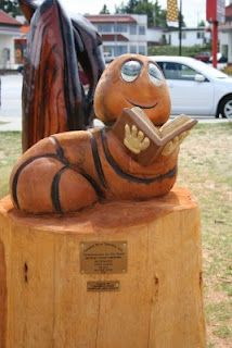 Campbell River ChainSaw Carving Competition