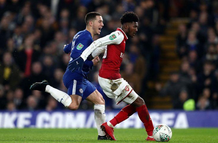 Carabao Cup: Chelsea Ditahan Arsenal di Stamford Bridge -  http://bit.ly/2qQuxqH
